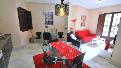 Photo for L4. 2 bedrooms Apartment with Balcony / WIFI / Air Conditioning / Kitchen in Historic Center