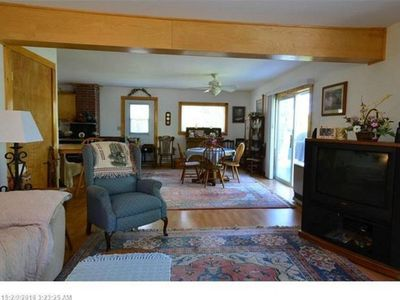 Photo for 3BR House Vacation Rental in BROWNVILLE, Maine