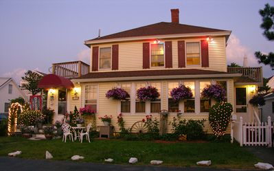 Photo for Beachside, 2nd Floor Apartment 25 Yards To Sand Of Old Orchard Beach, Maine