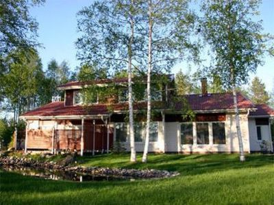 Photo for Vacation home Vuokatin helmi in Sotkamo - 20 persons, 6 bedrooms