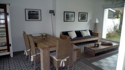 Photo for 150m² Charming villa for 8 people close to the dike