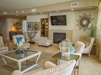 Photo for Spring Into A Vacation ~ Low Floor ~ Gulf Front ~ Turquoise Place 404D ~ Prickett Properties