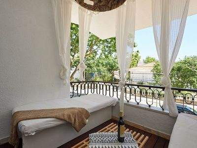 Photo for Modern 2 BR, sleeps 6 - in the centre of Cascais & close to beaches