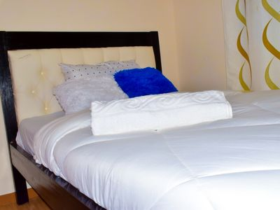 Photo for Family-friendly 3BR apt in Nairobi Kenya, a few miles from the Airport