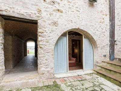 Photo for Double room Suite in typical Tuscan Villa (114), ground floor