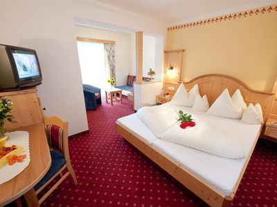 Photo for Comfort Family Room | Balcony 30m² - Angerwirt, Vital and Family Hotel