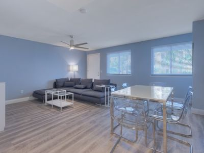 Photo for Family Fun Steps to the Beach, Opulent Blue #3, 2 Bedrooms, Large Town House
