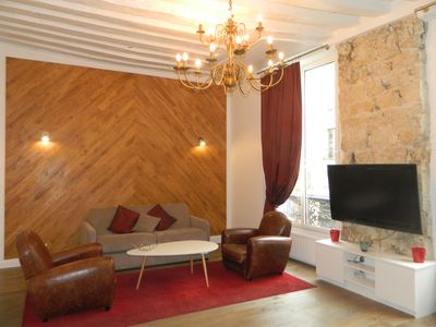 Photo for Atypical duplex in the heart of the Marais Paris 3