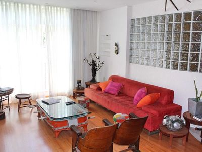 Photo for 3 bedroom Botafogo with 2 suites