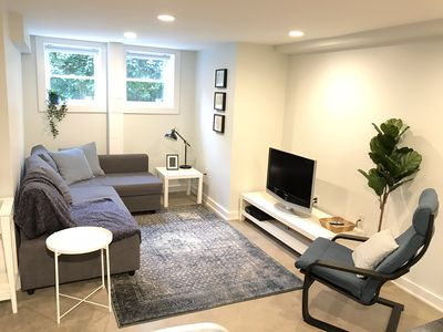 Photo for Newly-renovated, bright, spacious apartment in historic Ledroit Park!