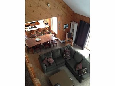 Photo for Wonderful Stratton Mtn Family Home - 3 Miles to Base Lodge!