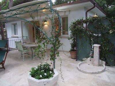 Photo for One Bedroom Second Floor Apartment Tuscany Coast  The highlight of Villa Le Dune is its great location