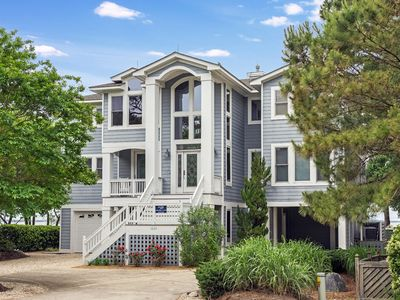 Photo for Sound Sational OBX: 5 BR / 5 BA house in Corolla, Sleeps 15