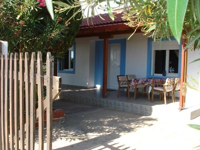 Photo for Holiday house for 4-5 persons on the beach of Nikiti / Sithonia / Chalkidiki