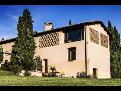 Photo for Fabulous 3br Designer Barn With All Comforts & Stunning Views In San Gimignano!