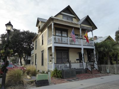 Photo for Downtown Hideaway, studio accommodations, in the heart of the Historic District