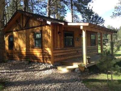 Photo for HUNTER'S CABIN,  Perfect in every way for your Black Hills getaway, near Custer
