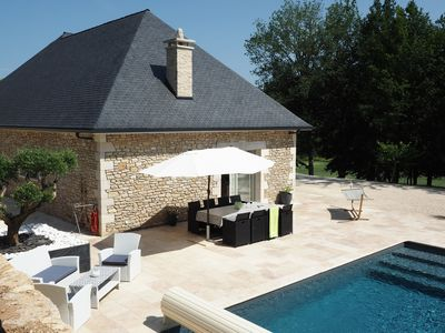 Photo for Santoneige is a spacious (150 m2) newly built holiday home in 2018