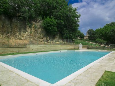 Photo for Vacation home Thermae Villa 36 in Pitigliano - 8 persons, 3 bedrooms