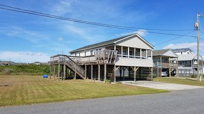 Photo for Three bedroom cottage with Ocean Views- A beach-lover's paradise!