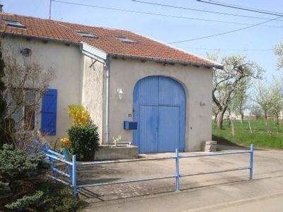 Photo for Country house near Nancy, with terrace and enclosed garden