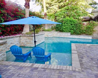 Photo for La Quinta Large home for snowbirds! 4 bd, pool! Great amenities!