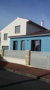 Photo for Detached house renovated, near La Rochelle, 300m from the beach