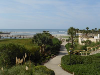 Photo for Newly Redecorated-All Rooms are Oceanfront-Convenient to Beach & Pool! $pecials!