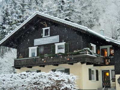 Photo for Chalet in Leogang , Apartment Asitz (A) 3 x Bedrooms first floor