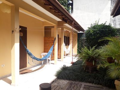 Photo for Chalet 02 - Residencial Maresias Suites and Chalets- 400mts from the beach - Maresias