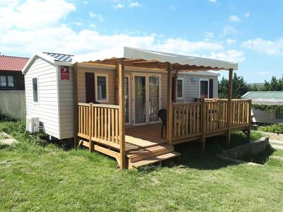 Photo for Camping Borepo ** - Mobilhome for 6 People