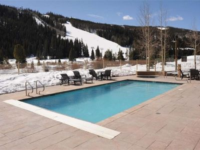 Photo for POOL IS OPEN! Heart of River Run; Shops, Nightlife & Dining - Close to Bike Paths - Mountain Views