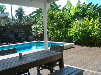 Photo for Mataora Pool House - your private oasis