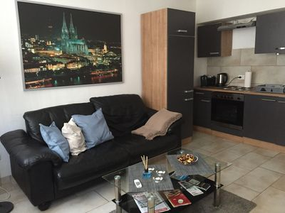 Photo for Nice, newly renovated and modern furnished apartment for 1-2 persons