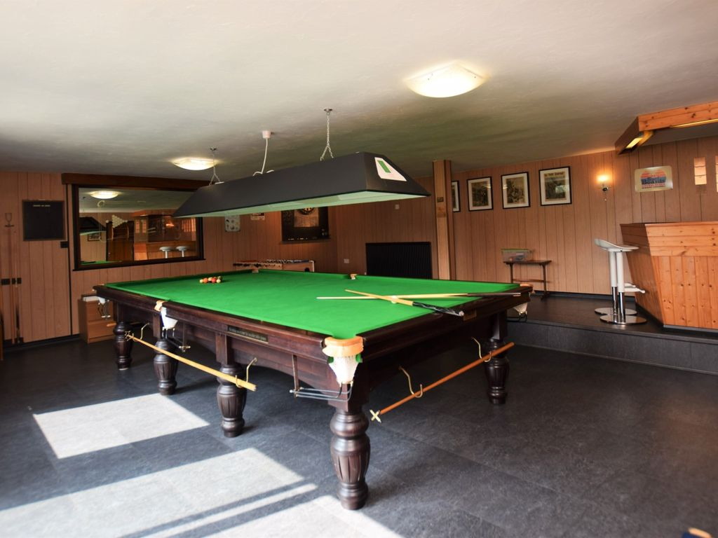 Attractive Bungalow Billiards Part - 9: 4 Bedroom Bungalow In Newquay - 42029