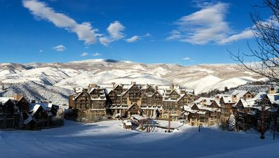 RITZ-CARLTON BACHELOR GULCH RESIDENTIAL SUITE located in the Award winning Hotel