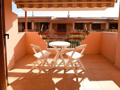 Photo for Residenza le due Palme - 3 bedrooms with terrace