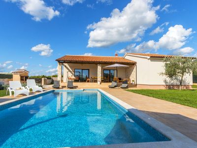 Photo for Beautiful Villa Toni With Private Pool For A Perfectly Holiday, free Wi-Fi