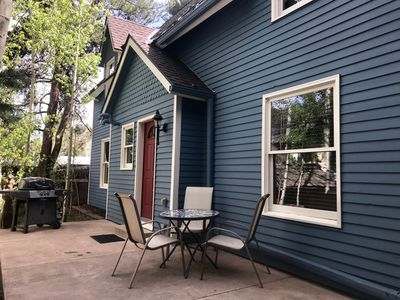 Photo for Lovely 3BD home In downtown Breckenridge!Walk to everything, backs trails