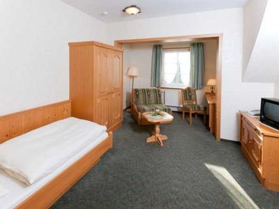 Photo for EZ Category B - Hotel-Garni Haus Wiesenweg