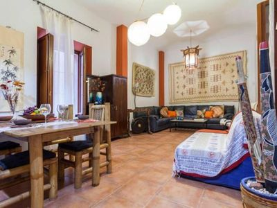 Photo for Boteros Palace House apartment in Casco Antiguo with WiFi, integrated air conditioning & lift.
