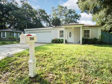 Central Tampa, pool and easy access to Tampa Bay !