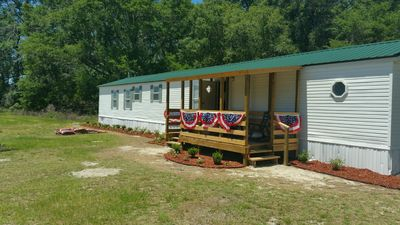 Photo for 3BR Mobile Home Vacation Rental in Live Oak, Florida
