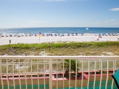 Photo for Emerald  Key #202 - Amazing gulf views in the heart of town!