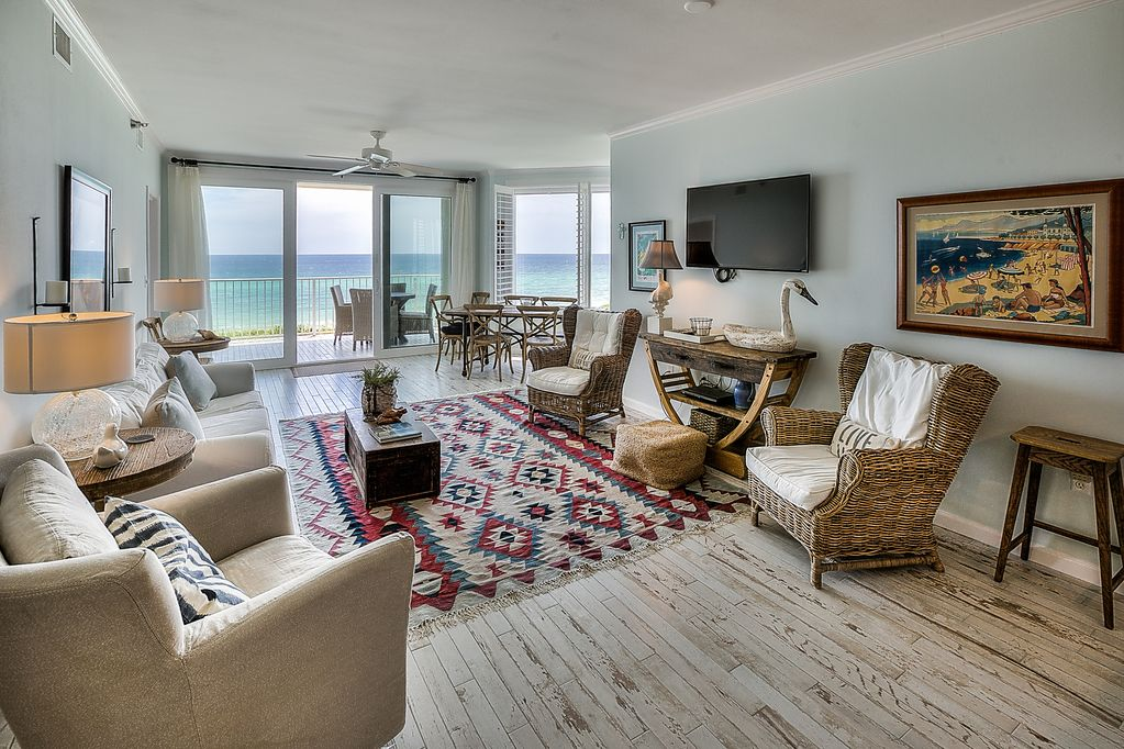 Tranquillity #240, 30A Cottages, Wonderful Condo, Gulf Front, 4 Bikes, Call Now!!