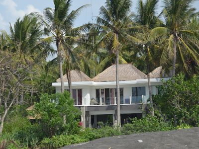 Photo for Luxury Villa 3 Bedrooms With Ocean View, Very Quiet East Bali