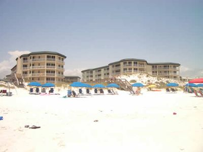 Photo for Sugar-Sand Castle, Dunes of Seagrove, 3BR/3BA, Gulf & Pool Views, Beach Service