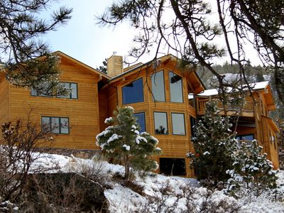 Photo for Massive Luxury Mountain Home Great For Families (#3008)