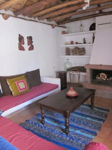 Photo for BEAUTIFUL RUSTIC HOUSE NEXT TO THE RIVER GENIL, ALHAMBRA AND SIERRA NEVADA