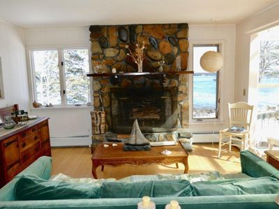 Photo for A seaside cottage on the Schoodic Peninsula